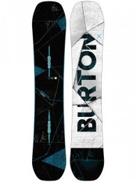 BURTON  Snowboard Custom X Flying V 158 cm