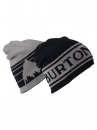 Burton Beanie Billboard black grey