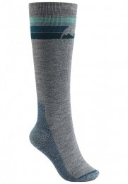 Burton Ski+Snowboardsocke EMBLEM gray heather