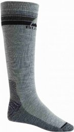 Burton Ski+Snowboardsocke Men EMBLEM gray heather