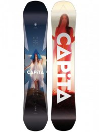 CAPITA Defenders of Awesome 2020 Snowboard 155 cm wide