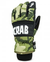 CRABGRAB Ski+Snowboardhandschuh Take Five camo