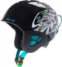 Cebe Pluma Junior Basics Kinder- und Jugendhelm Black...