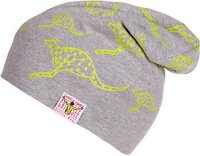 Chiemsee Mens Beanie ICON grey