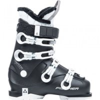 Fischer Cruzar W X 7.5 black Thermoshape  - Women Skischuh