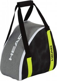 HEAD Boot Skischuhtasche, Antracite/Grey/Neon Yellow