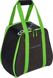 Head Freeride Boot Bag green/grey