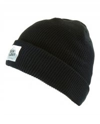 Horsefeather Mens Beanie DON black