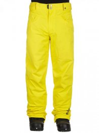 Horsefeather Mens Ski Hose Ski Pants Roulette yellow