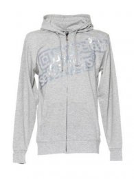 Horsefeathers Hoody/ Jacket mit Zipper Metronome heather...
