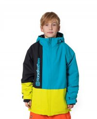 Horsefeathers Kids/Youth Ski/Snowboard Jacket Taylor blue