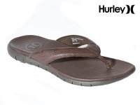 Hurley Vlip Vlop Phantom Free Elite Flex Sandale Brown