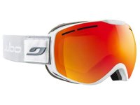 Julbo Skibrille | Goggle Ison XCL white orange double...
