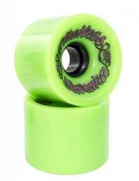 Mindless Longboards Voodoo Haraka 78A Green 66 x 51 mm