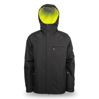NITRO Mens Snow Jacket  MTN black