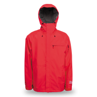 NITRO Mens Snow Jacket  MTN true red