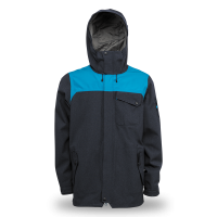 NITRO Mens Snow Jacket Shapers navy blue steel
