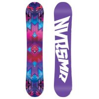 Never Summer 2018 Womens Snowboard Onyx 146 cm