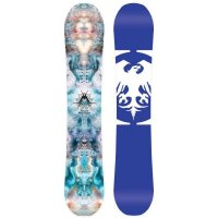 Never Summer Womens Snowboard Infinity 145 cm