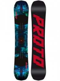 NeverSummer Snowboard Proto Type TWO X 161 cm