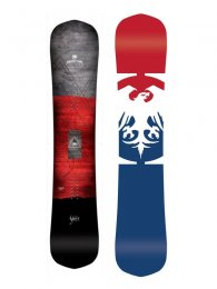 NeverSummer Snowboard Shaper Twin 156 cm