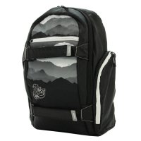Nitro Rucksack LOCAL mountains black 47 x 30 x 17 cm 27...