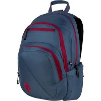Nitro Rucksack Stash blue steel 27 L