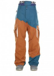 Picture Mens Snow Pant STYLER brown