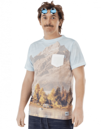 Picture Mens T-Shirt CANADA