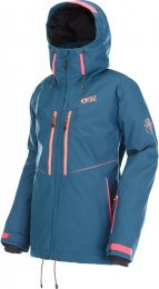 Picture Womens Snow Jacket EXA petrol/blue