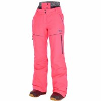Picture Womens Snow Pant EXA neon/coral
