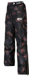 Picture Womens Snow Pant SLANY flower print