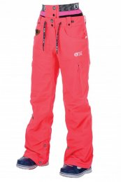 Picture Womens Snow Pant SLANY neon pink