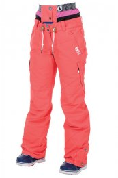 Picture Womens Snow Pant TREVA coral
