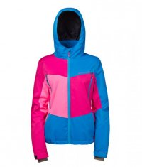 Protest Allyster  WOMANS SNOWJACKET 20K  Peoney rose
