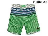 Protest Boardshort Swim Short Classic Neon Green
