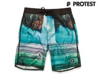 Protest Boardshort Swim Short Lion Cool Aqua