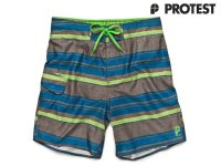 Protest Boardshort Swim Short SharpGrey Green