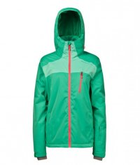 Protest Brianna  WOMANS SNOWJACKET 20K Ferny Green