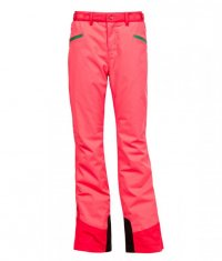 Protest Faya Womens Snowpant fluor pink