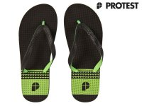 Protest Mens Sandal Vlip Vlop Thailand True Black