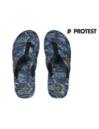 Protest Mens Sandal Vlip Vlop Seychelles True Black