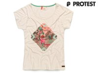 Protest T-Shirt  Women Uphill seashell