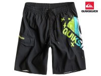 Quiksilver Boardshorts Wave Logo Volley black