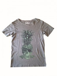Quiksilver T-Shirt EQYZT00035 Ananas