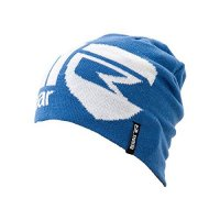 REHALL  Jeff Beanie ensign blue/snow white