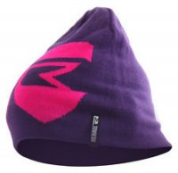 REHALL  Jeff Beanie purple pennant/beetroot
