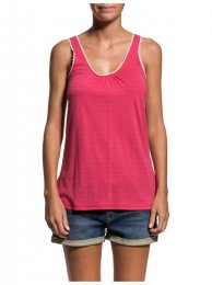 ROXY  COCOA T-SHIRT DREAM STRIPE WRWJE062