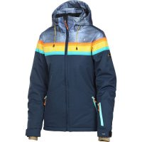 Rehall  Womens Snow Jacket DAISEY-R dark navy