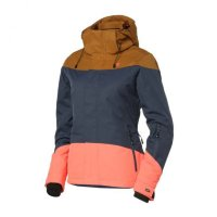 Rehall  Womens Snow Jacket IIliseer persian blue